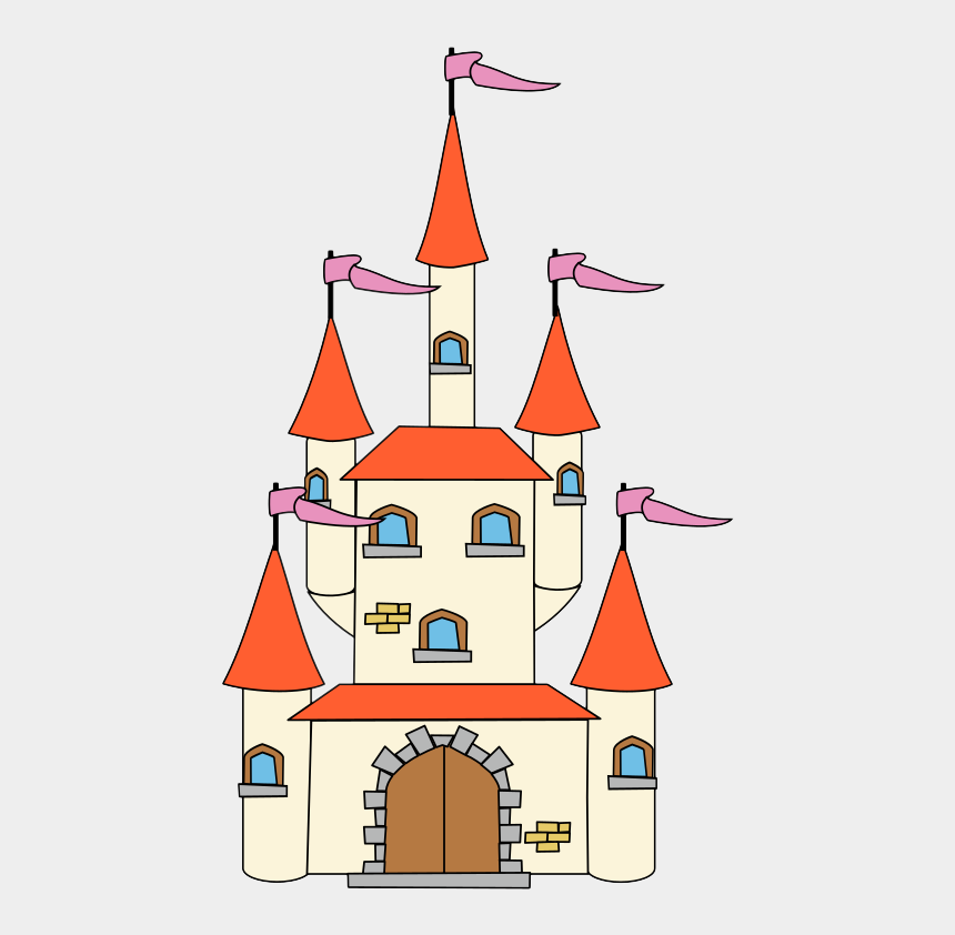 hill clipart, Cartoons - Hill Clipart Castle On - Fairy Tale Made Up Stories