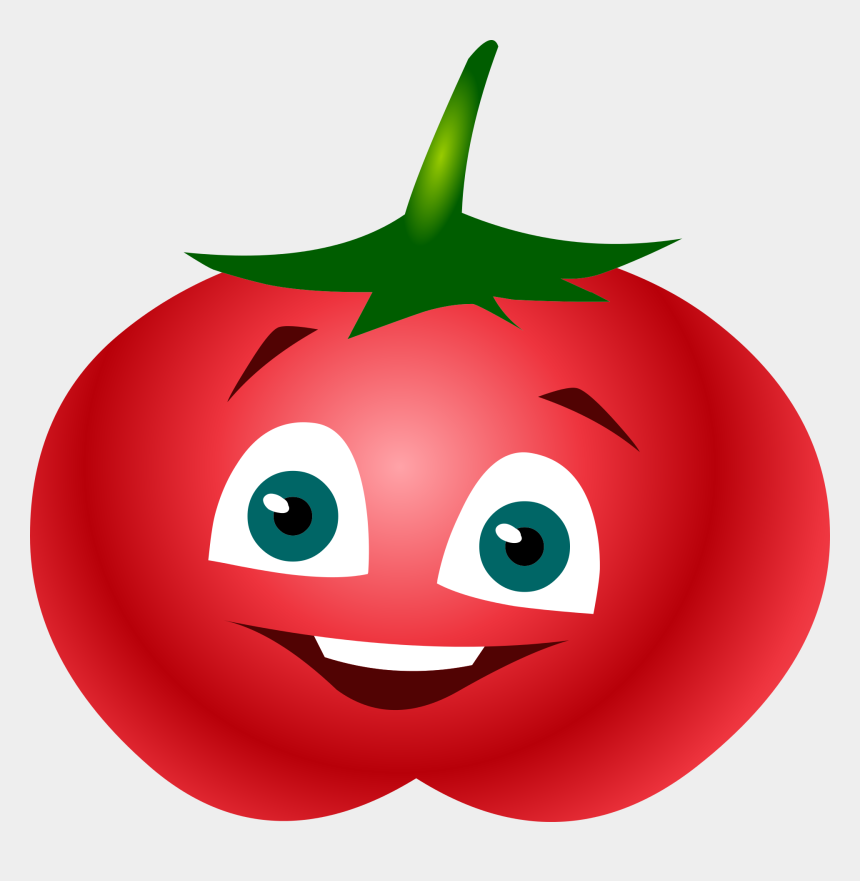 tomato clipart, Cartoons - Svg Freeuse Tomatoes Clipart Smile - Thank You Tomato