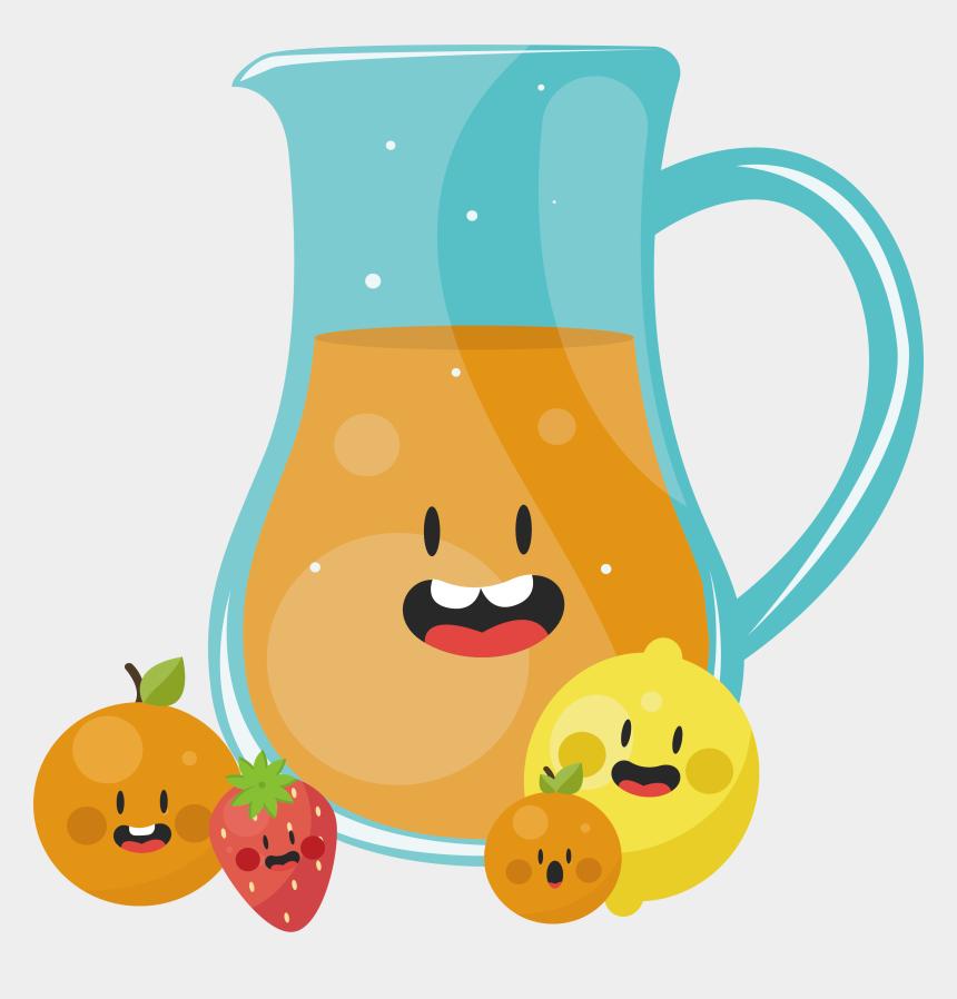 juice clipart, Cartoons - Juice Fruit Euclidean Vector Clip Art - Mixed Fruit Juice Cartoon