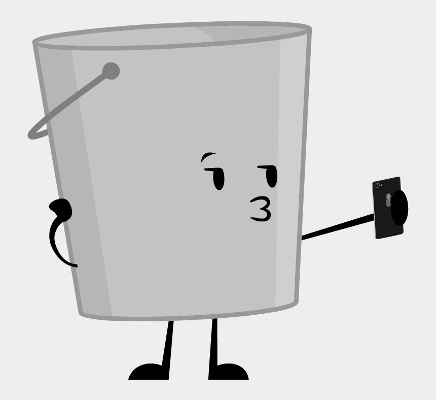 bucket clipart, Cartoons - Bucket Clipart Different Object - Object Havoc Bucket