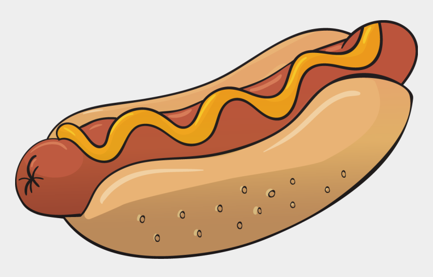hot dog clipart, Cartoons - Hot Dog Animation Clip Art Element Ⓒ - Transparent Hot Dog Png