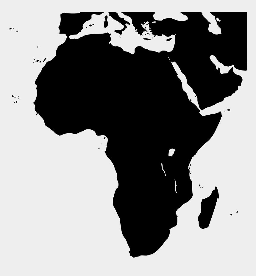 africa clipart, Cartoons - Clipart - Africa Map