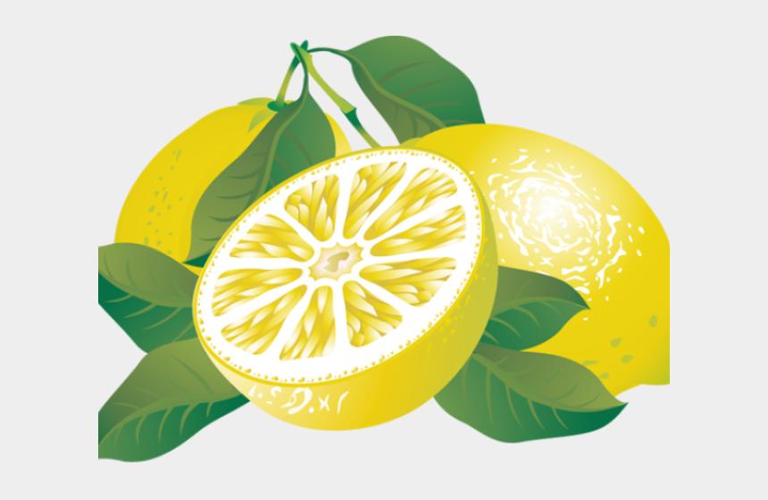 lemon clipart, Cartoons - Lemon Clipart Garland - Lemon Clipart Png Transparent