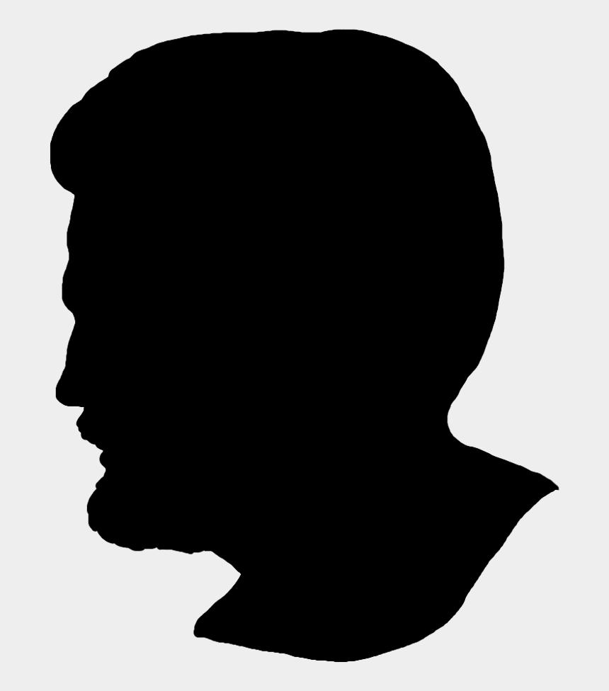 beard clipart, Cartoons - Clipart Man Beard - Head Profile Icon Png