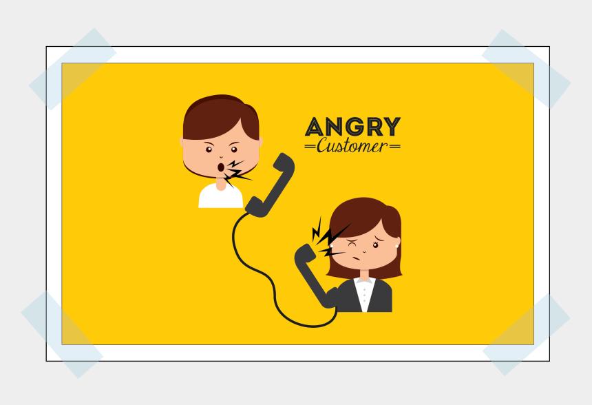 support team clip art, Cartoons - Customer Complaints