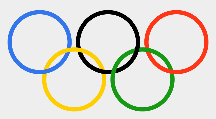 olympic rings clip art free, Cartoons - Olympic Rings No Background