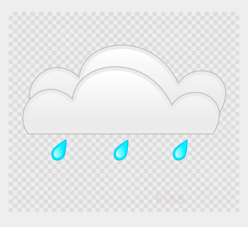 rain cloud clipart png, Cartoons - Egg Sunny Side Up Png