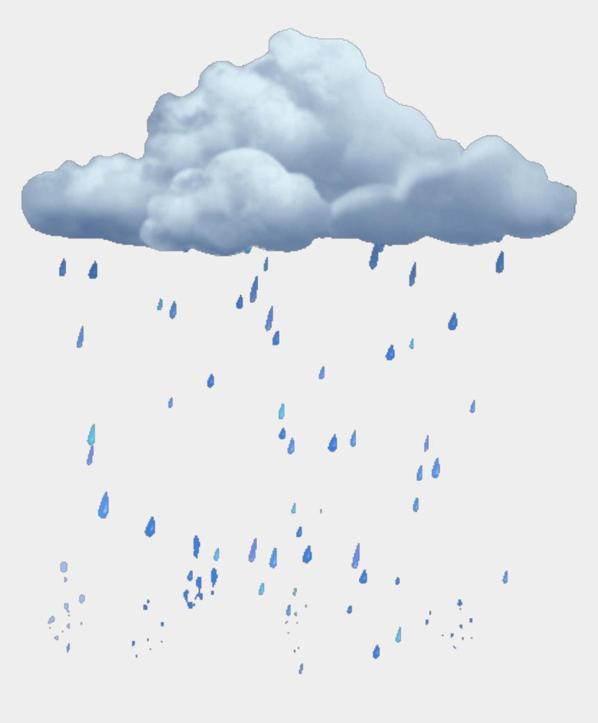 rain cloud clipart png, Cartoons - Transparent Background Rain Gif