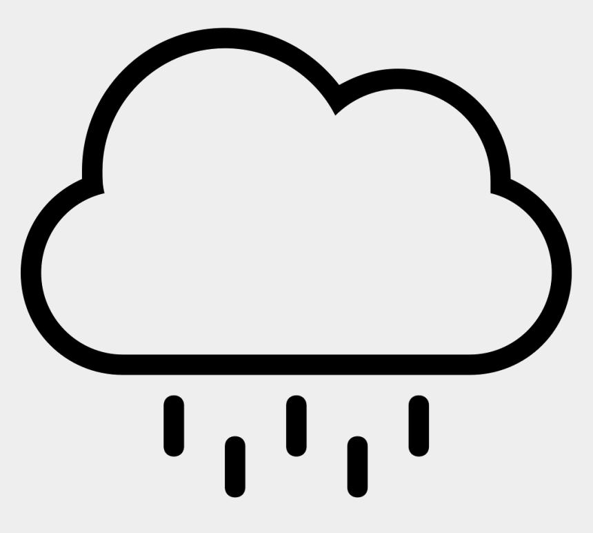 rain cloud clipart png, Cartoons - Rain Cloud Png