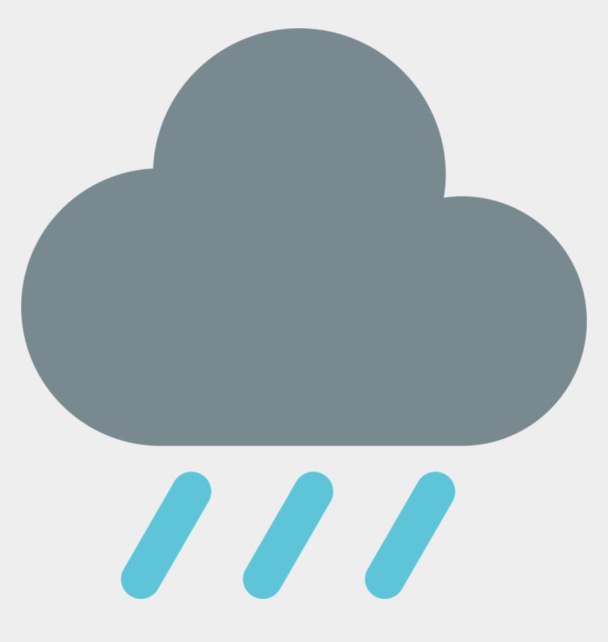 rain cloud clipart png, Cartoons - Pluie Météo Png