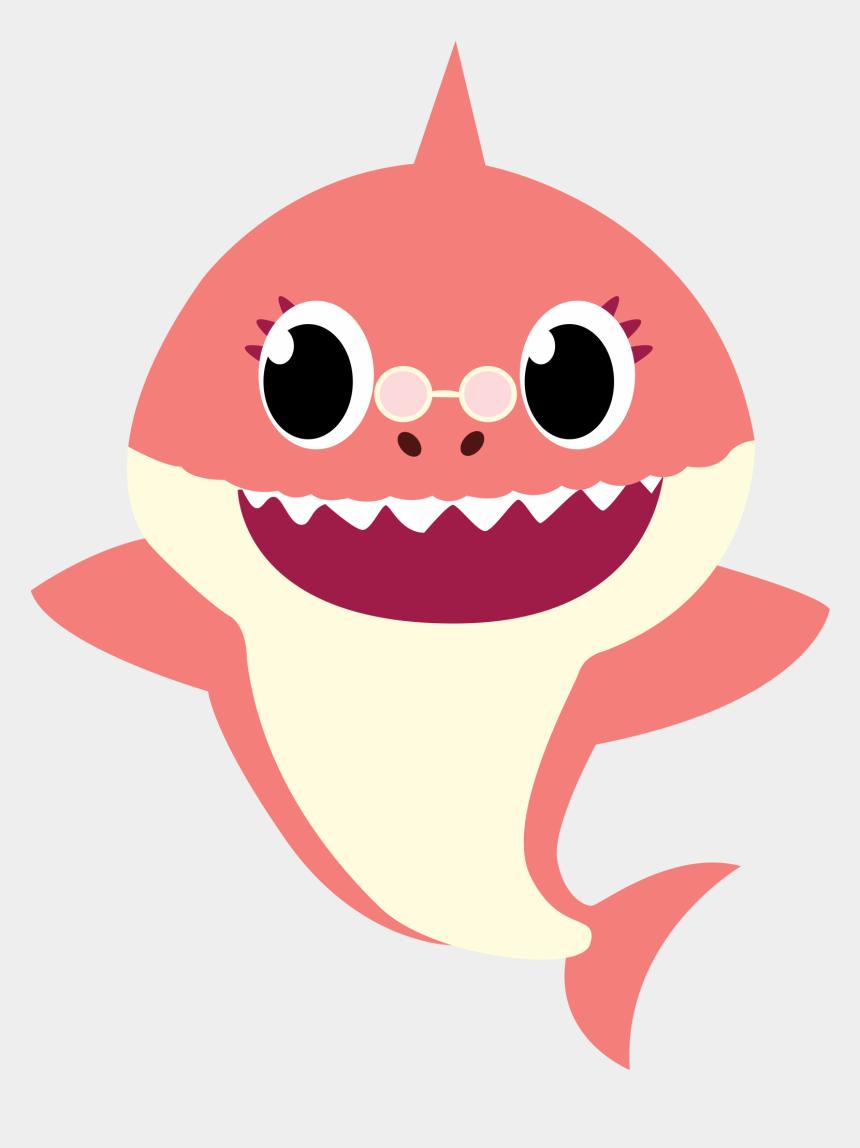 goblin shark clipart, Cartoons - Baby Shark Em Png