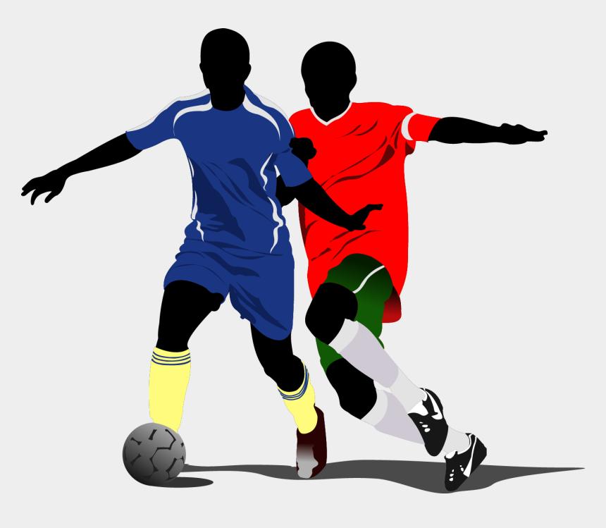 england world cup clip art, Cartoons - Football Player Vector Png