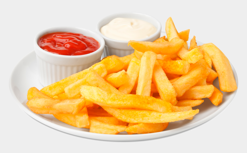 french fries clipart png, Cartoons - French Fries Png