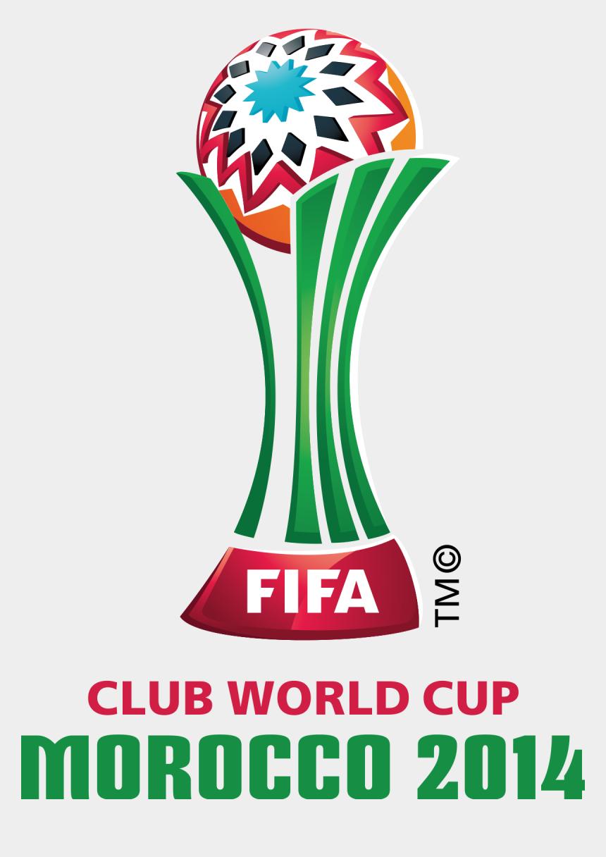 world cup 2018 trophy clipart, Cartoons - Fifa Club World Cup 2014 Logo