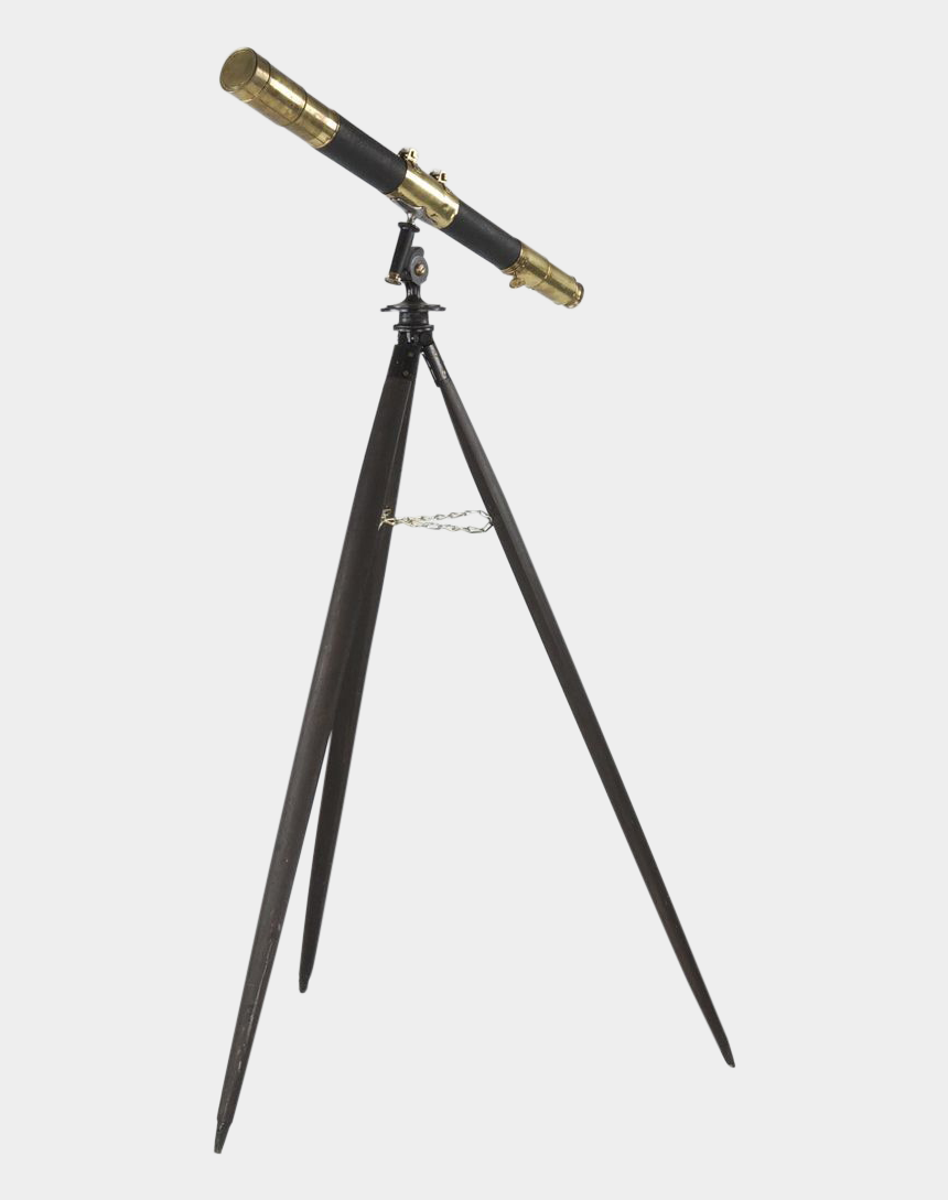 zoom lens clipart, Cartoons - Galileo Telescope No Background
