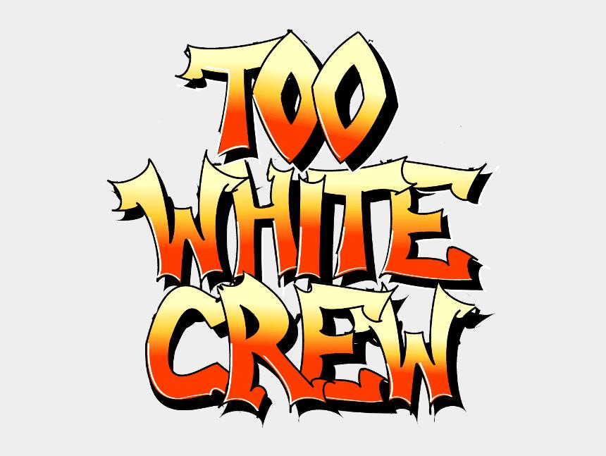 i do crew clipart, Cartoons - Too White Crew