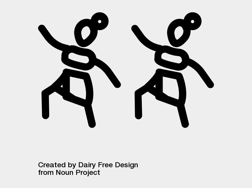 clipart of hip hop dance pose, Cartoons - Clip Art