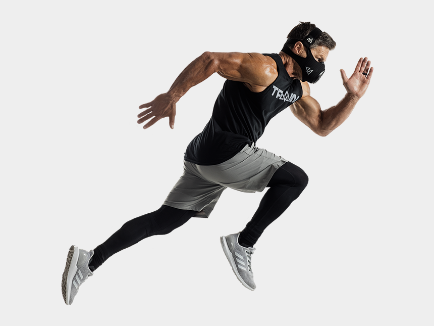 man working out clipart, Cartoons - Training Mask 2.0