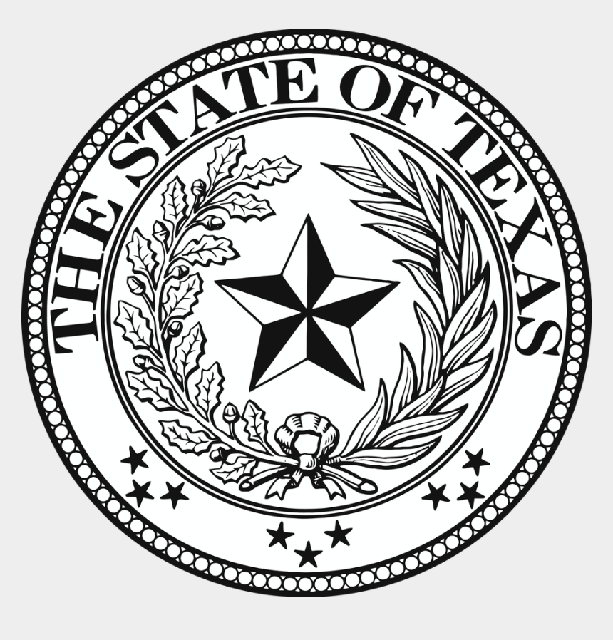 florida state seal clipart, Cartoons - State Of Texas Stamp
