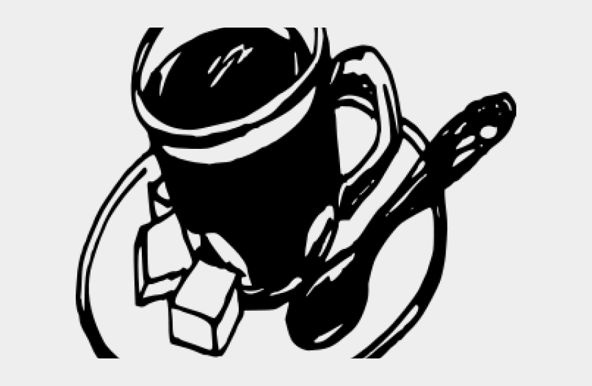 clipart line drawings, Cartoons - Coffee Cup Drawing Png