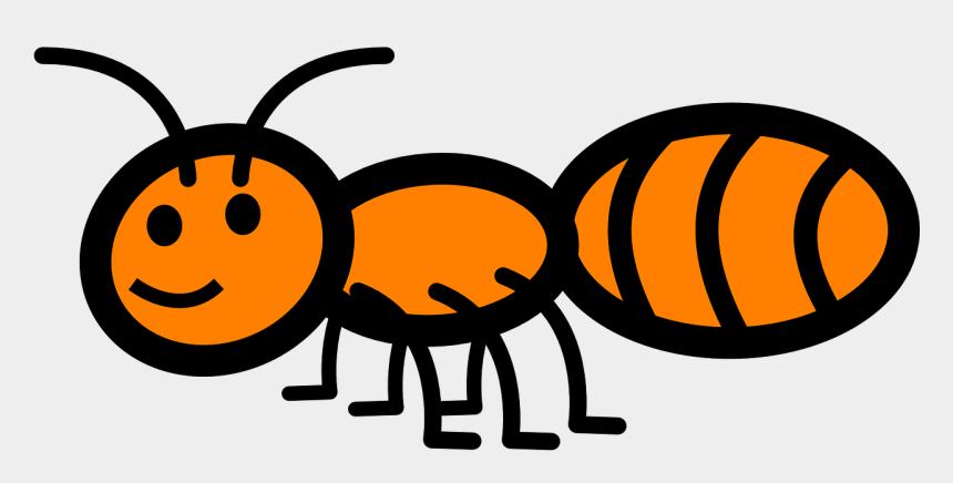 free clipart of ant colony, Cartoons - Ant Png Black And White