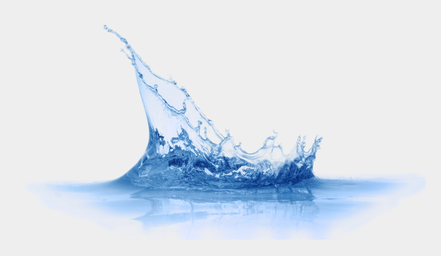 ocean water drop clipart, Cartoons - Blue Water Splash Png