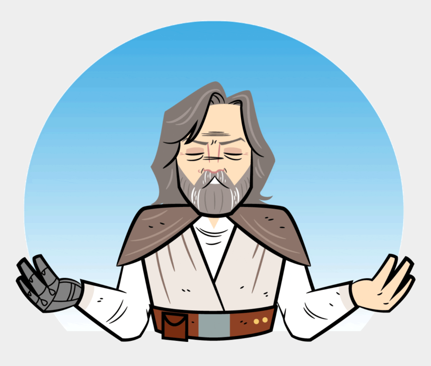 star wars jedi clipart, Cartoons - Star Wars Emoji Gif