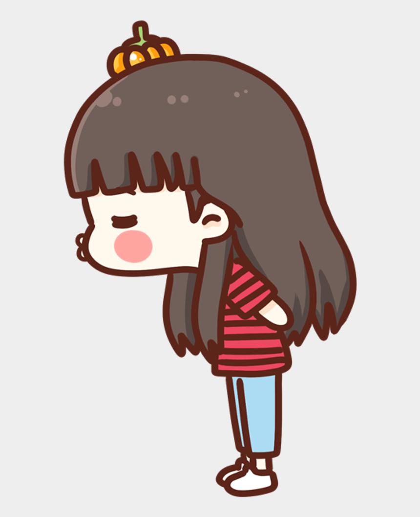 anime girl png clipart, Cartoons - Girl