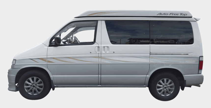 road trip van clipart, Cartoons - Volkswagen Transporter T4