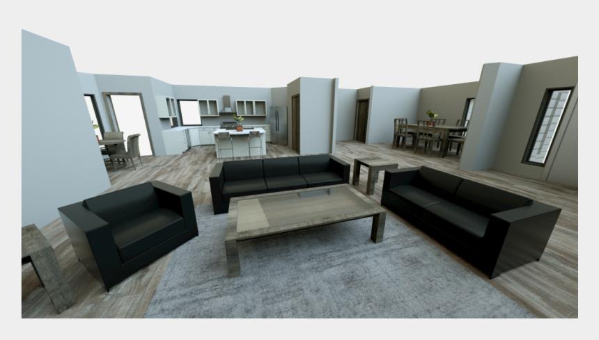 interior house design clipart, Cartoons - Living Room