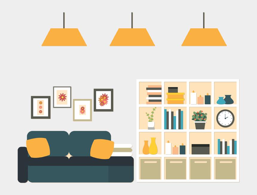 interior design images clipart, Cartoons - Home Interior V Board