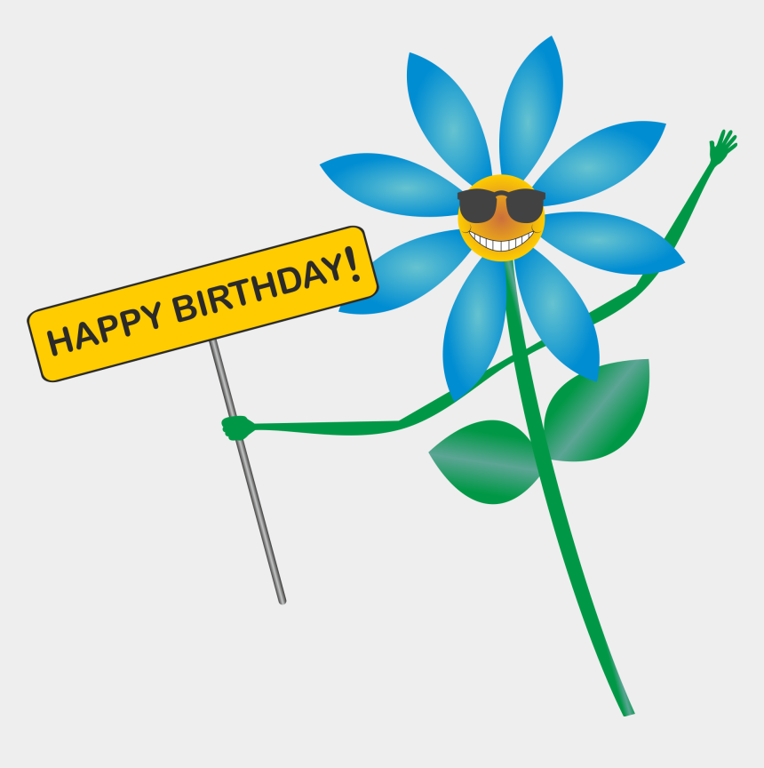 august birthday cake clipart, Cartoons - Sunshine Happy Birthday Clipart