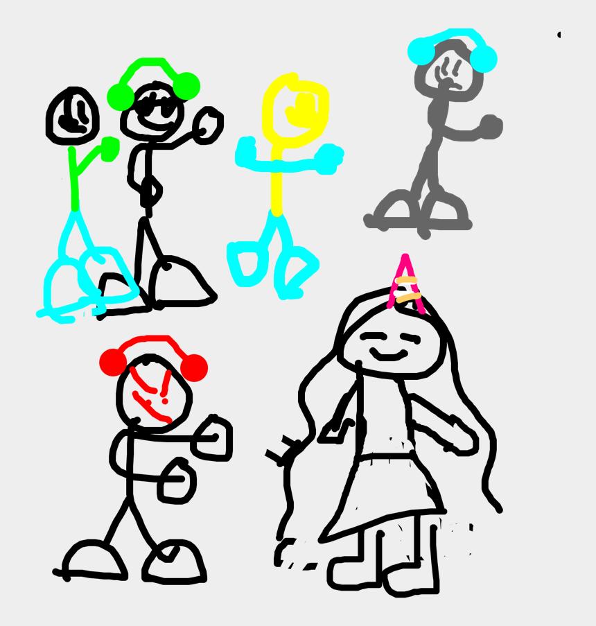 animated dancing girl clipart, Cartoons - Clip Art