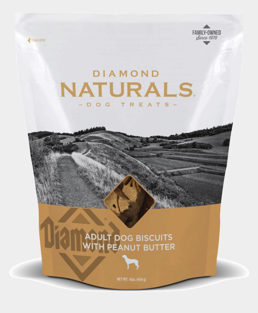 dog treat clipart free, Cartoons - Diamond Naturals Peanut Butter Biscuits Dog 16 Oz