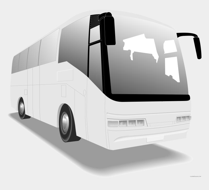 walking tour clipart, Cartoons - Tour Bus Clipart Png