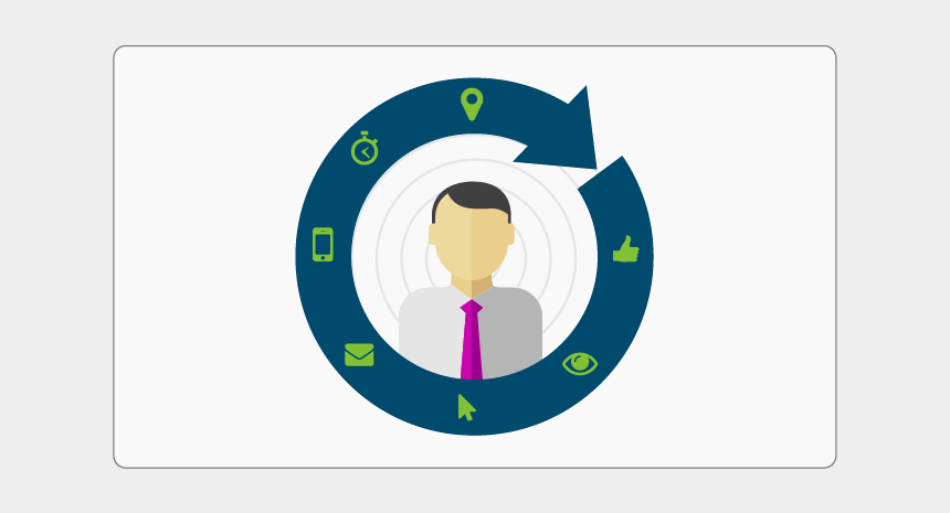 clipart customers images, Cartoons - Customer Data Platform Icon