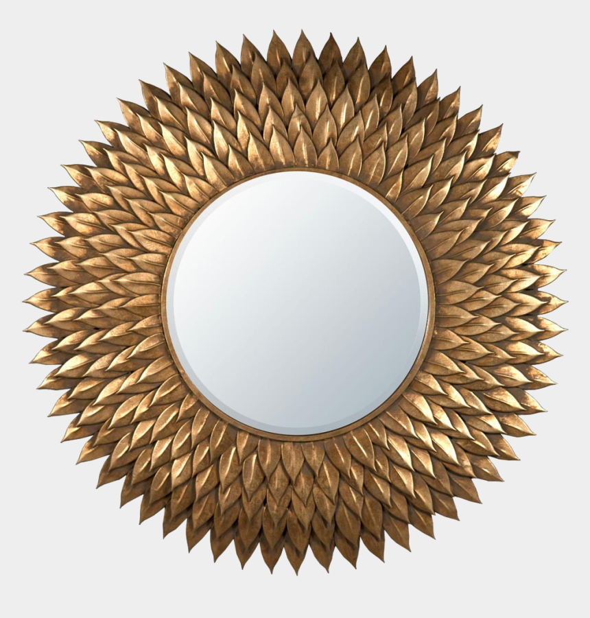 Large Round Gold Mirror Uk Cliparts Cartoons Jing Fm