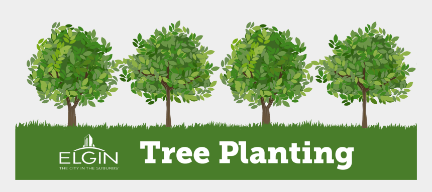 tree plantation clipart, Cartoons - Tree Planting