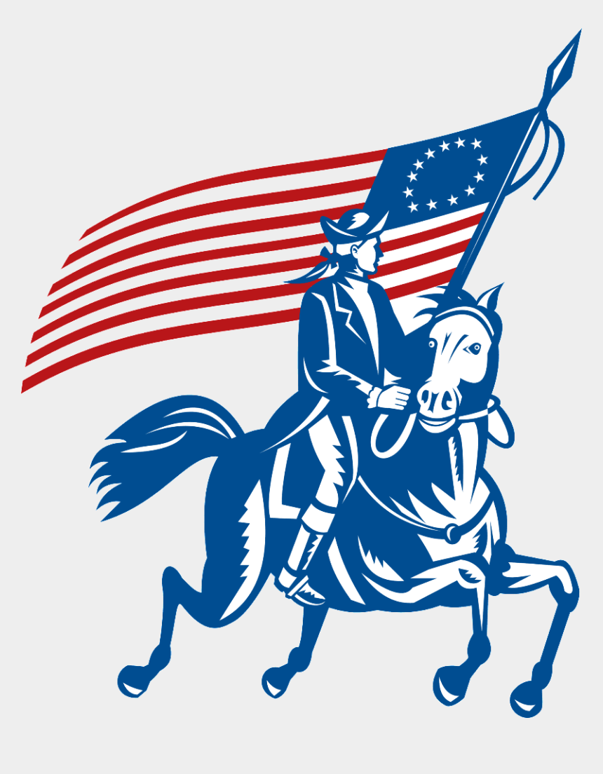tax day 2019 clipart, Cartoons - 4th Of July American Revolution
