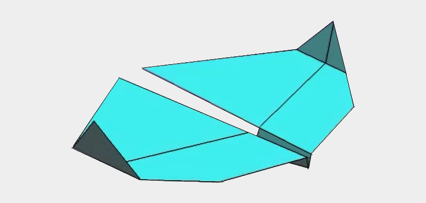 paper plane flying clipart, Cartoons - Exotic Paper Planes