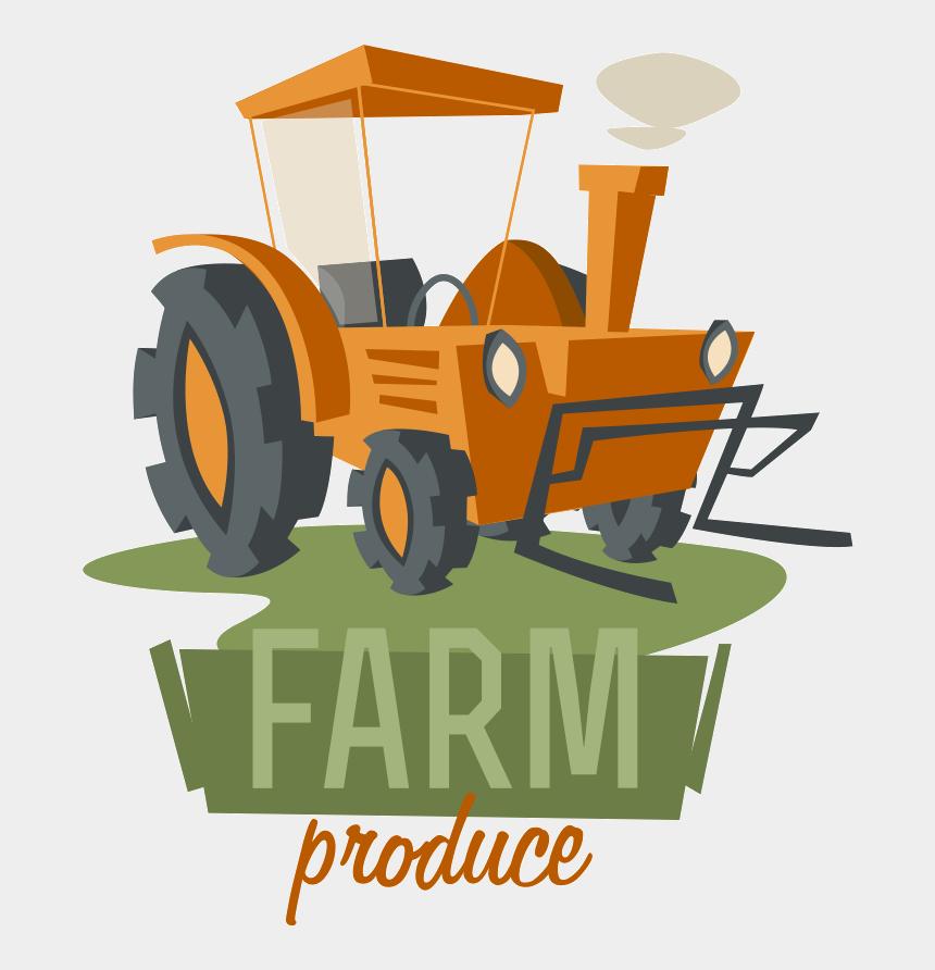 free clipart farm tractors, Cartoons - Corral De Cerdos Vector Png