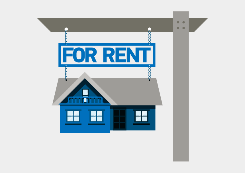 investment property clipart, Cartoons - Rental Property