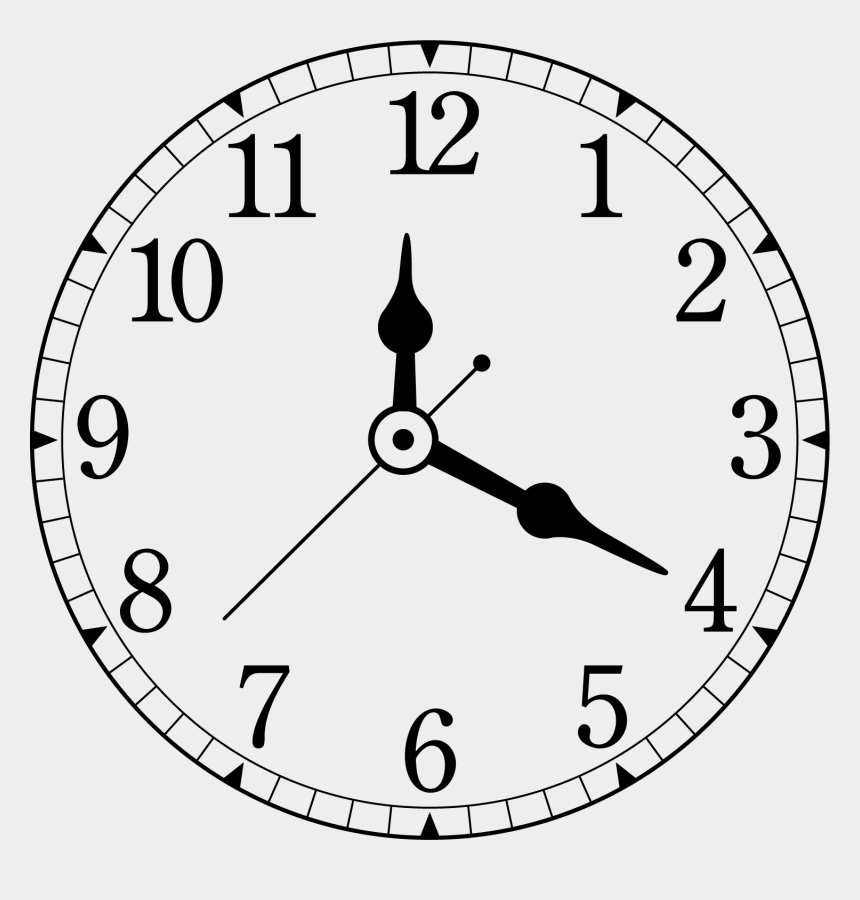 clock without hands clipart black and white, Cartoons - Wall Clock Pictures Clip Art