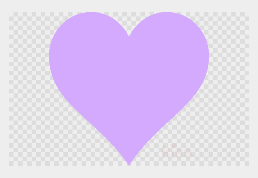 light purple hearts clipart, Cartoons - Robotic Process Automation Png