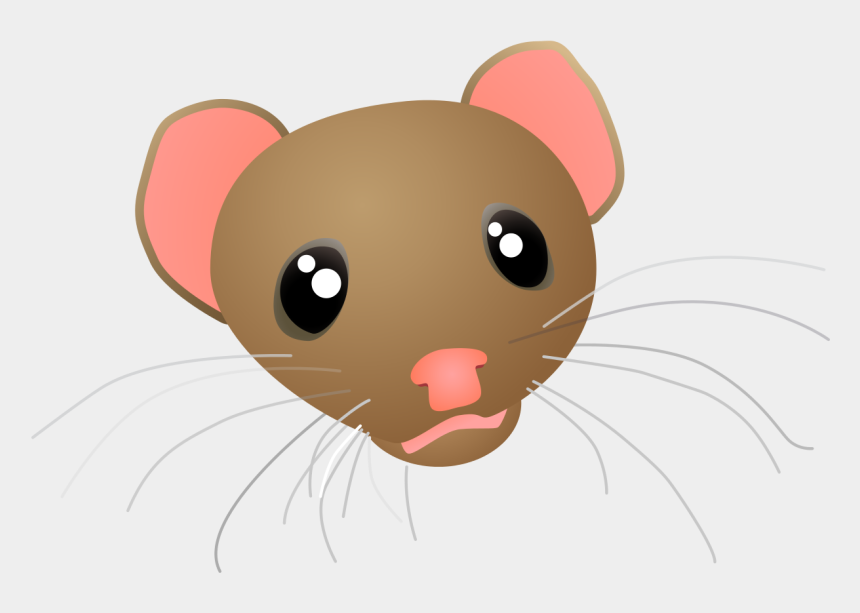 animated weasel clipart, Cartoons - Weasel Head