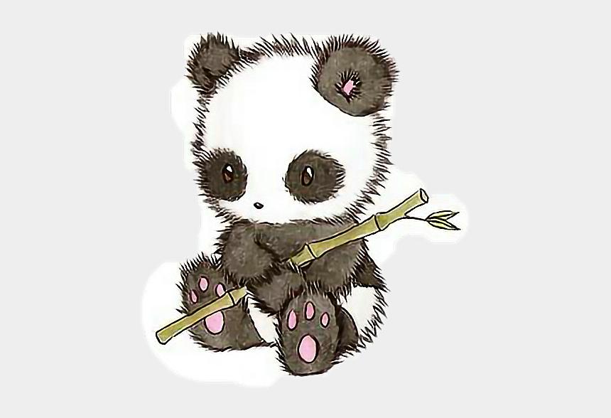 animated weasel clipart, Cartoons - Drawing Cute Panda Bear