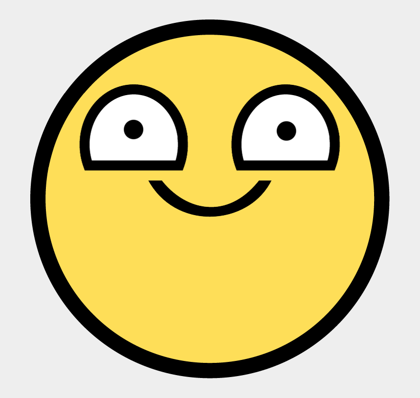 big grin clipart, Cartoons - Big Smiley Face Transparent
