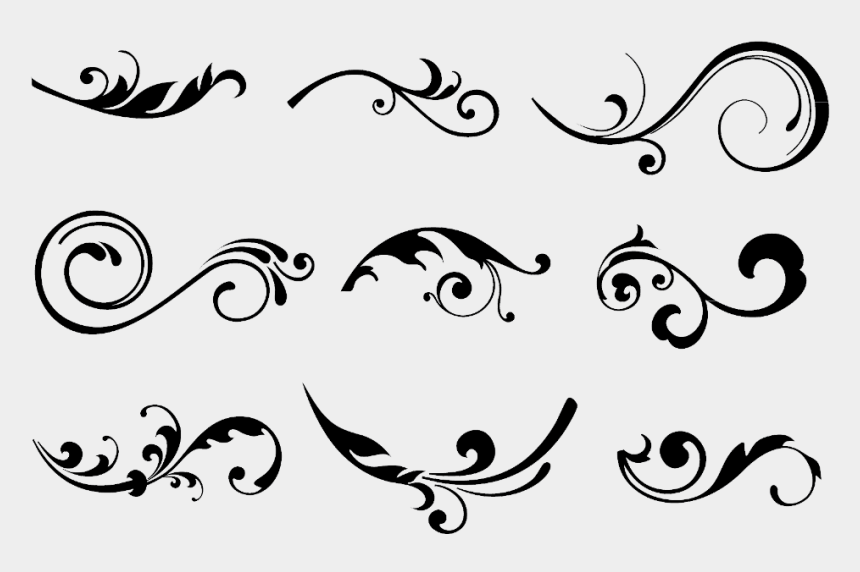 curly clipart designs, Cartoons - Designer Curly Brackets Png