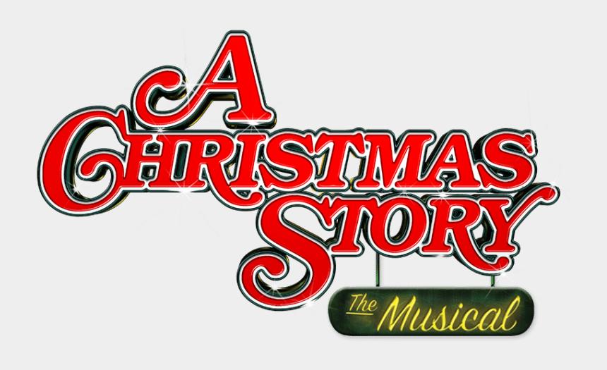 christmas story movie clipart, Cartoons - Christmas Story: The Musical