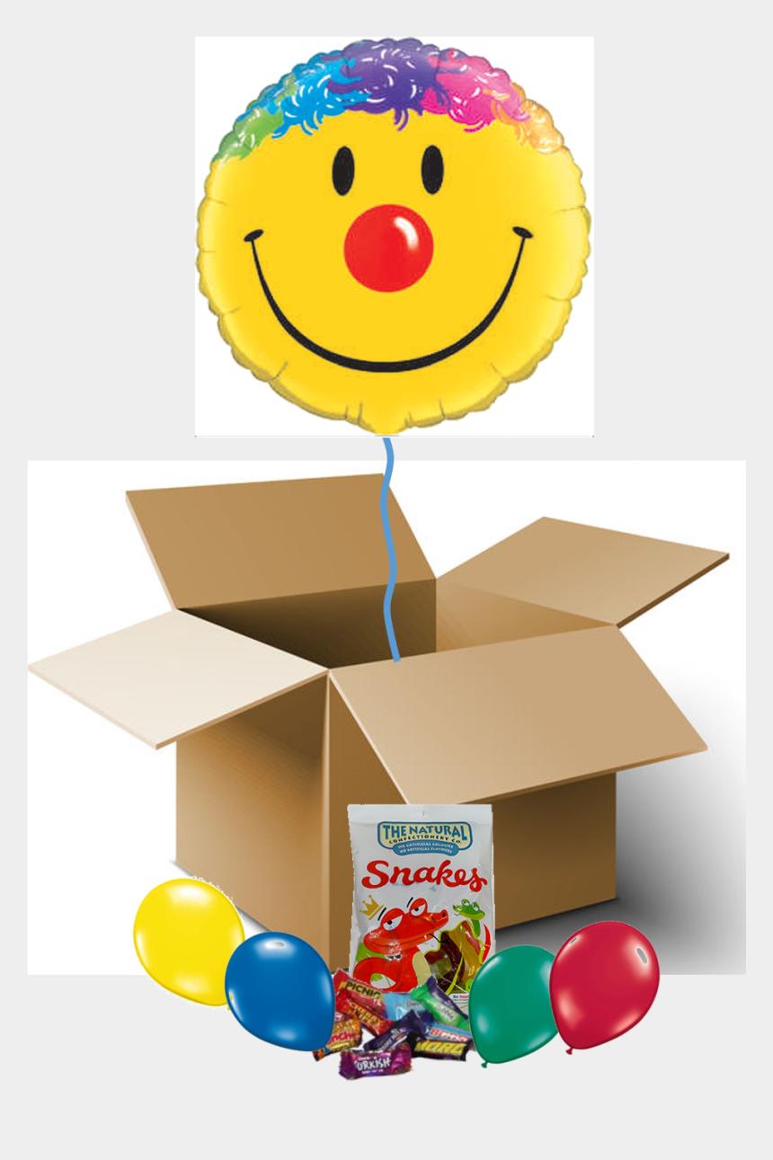 clown smiley face clipart, Cartoons - Smiley Face